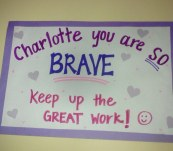 From Charlotte's Nurse